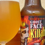 Twisted Pine Brewery Ghost Face Killa