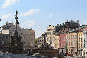 Dolini namesti Olomouc