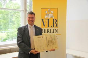 VLB Berlin Вручение дипломов
