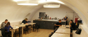 Виноградский пивовар интерьер