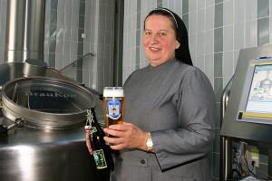Монахиня-пивовар