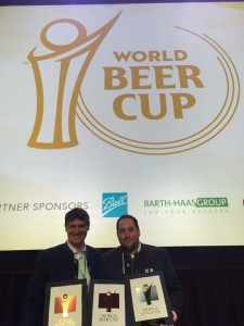 World Beer Cup. Михаэль Планк