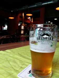 Пивоварня Безноска Прага