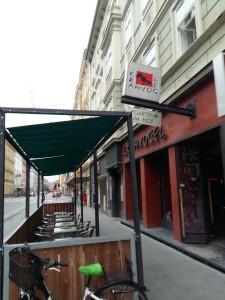 Krahvogel Innsbruck