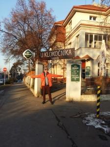 У Клокочника Прага