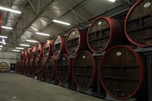 Хранилище фудеров пивоварни Boon