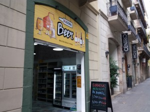 Okasional beer Barcelona