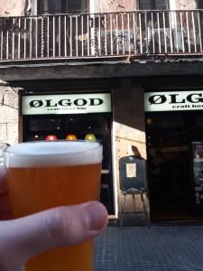 Olgod bar Barcelona