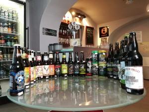 Где пить крафтовое пиво в Праге