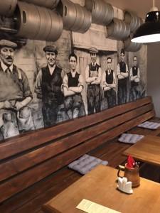 Ресторация Клуб Чешских пивоваров