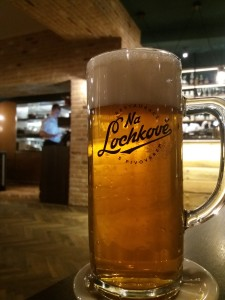 Пивовар на Лохкове